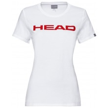 Tee-Shirt Head Femme Club Lucy Blanc