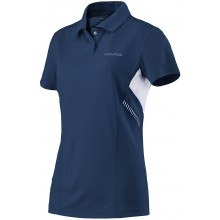 Polo Head Femme Technical club Marine
