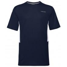Tee-Shirt Head Junior Club Tech Marine