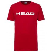 Tee-Shirt Head Junior Club Ivan Rouge