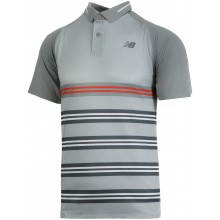 Polo New Balance US Open Gris