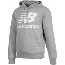 Sweat Capuche New Balance Lifestyle Gris