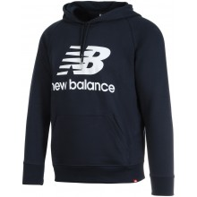 Sweat à Capuche New Balance Femme Lifestyle Marine