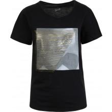 Tee-Shirt Head Femme Andrea Col V Noir