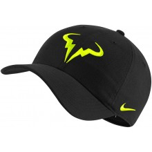 Casquette Nike Court Aerobill H86 Nadal Noire