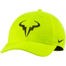 Casquette Nike Court Aerobill H86 Nadal Jaune