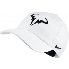 Casquette Nike Nadal Avec Logo Blanche