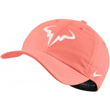 Casquette Nike Court Aerobill H86 Nadal Orange