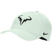 Casquette Nike Court Aerobill H86 Nadal Verte