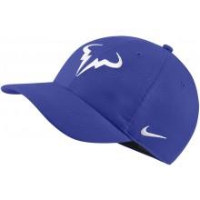 Casquette Nike Aerobill H86 Nadal Bleue