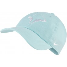 Casquette Nike Court Aerobill H86 Nadal Turquoise