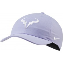 Casquette Nike Court Aerobill H86 Nadal Violette