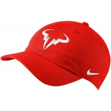 Casquette Nike Aerobill H86 Nadal New-York Rouge
