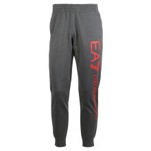Pantalon EA7 Training Fundamental Logo Series Gris