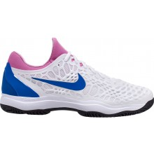Chaussures Nike Air Zoom Cage Toutes Surfaces Blanches