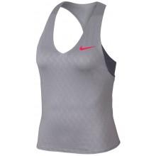 Débardeur Nike Femme Court Slam Maria Gris