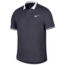Polo Nike Court Advantage Classic Gris