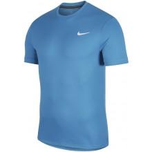 Tee-Shirt Nike Court Dry Bleu
