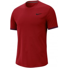 Tee-Shirt Nike Court Dry Rouge