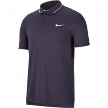 Polo Nike Court Dry Team Obsidian