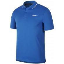 Polo Nike Court Dry Team Bleu