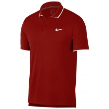 Polo Nike Court Dry Team Rouge