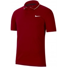 Polo Nike Court Dry Team Bordeaux