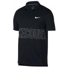 Polo Nike Court Dry Noir