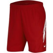 """Short Nike Court Dry 9"""" Bordeaux"""