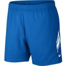 Short Nike Court Dry 7 Pouces Bleu