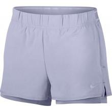 Short Nike Court Femme Mauve