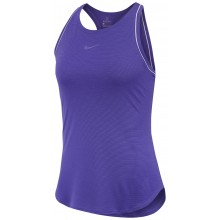 Débardeur Nike Femme Court Dry Violet