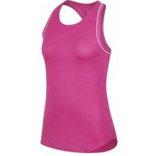 Débardeur Nike Femme Court Dry Rose