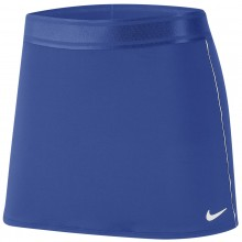 Jupe Nike Court Dry Bleue