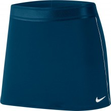 Jupe Nike Court Dry Straight Bleue