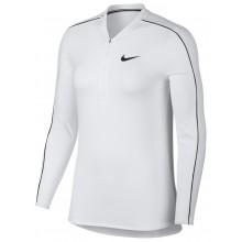 Tee-Shirt Nike Court Femme Dry Blanc