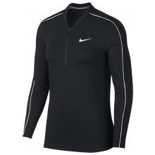 Tee-Shirt Nike Court Femme Dry Noir