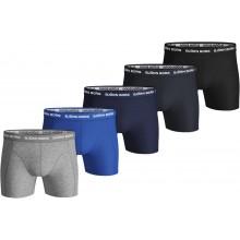 Pack de 5 Boxers Bjorn Borg Solid
