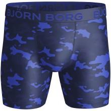 Boxer Bjorn Borg Tonal Camo Bleu