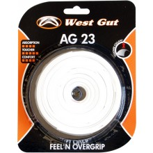 Surgrips West Gut Lisses AG23 Blancs x10