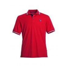 Polo Fila Club Piro Rouge