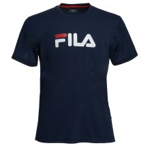 Tee-Shirt Fila Club Big Logo Marine