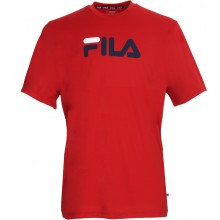 Tee-Shirt Fila Club Big Logo Rouge