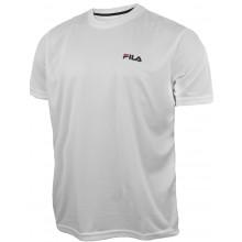 Tee-Shirt Fila Club Logo Blanc