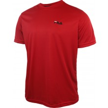 Tee-Shirt Fila Club Logo Rouge