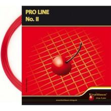 Cordage Kirschbaum Pro Line 2 rouge - 12m
