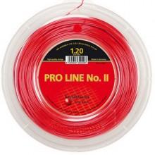 Bobine Kirschbaum Pro Line 2 Rouge 200m
