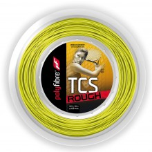 Bobine Polyfibre TCS Rough Jaune