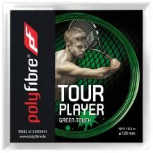 Cordage Polyfibre Tour Player Vert