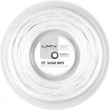 Bobine Luxilon Savage White (200 Mètres)